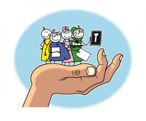 Illustration ETP et parcours patient